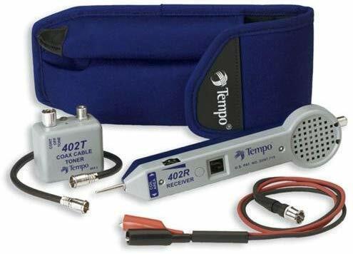 Tempo 402K CATV Cable Tone Test Kit