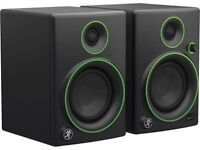 Mackie CR4 Active studio monitors