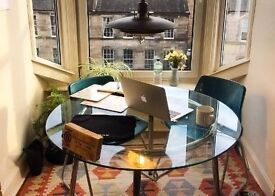 Short term home office / workspace available for hire in this property