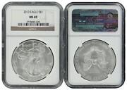 Silver Eagle MS69
