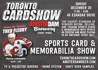 TORONTO CARD SHOW | Hockey & All Sports Cards & Memorabilia