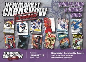 "Newmarket Comic Book & Sports Card Show ""XL Edition"""
