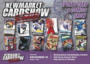 Newmarket Comic Book & Sports Card Show
