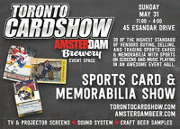 Not Your Traditional Card Show | 3 Hockey Stars at 5 Star Show