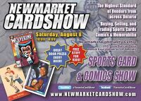 ALL-NEW Newmarket Sports Cards & Comic Books Show