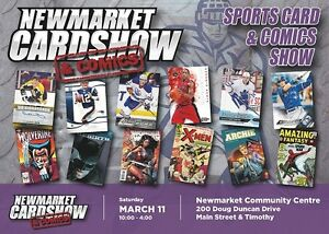 Newmarket Comic Book & Sports Card Show