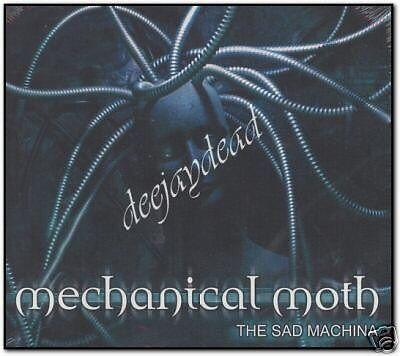 MECHANICAL MOTH The Sad Machina CD 2007