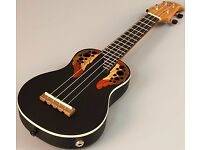 Ovation Applause Elite AE44-5 (Black) - Mint Condition / brand new RRP 270
