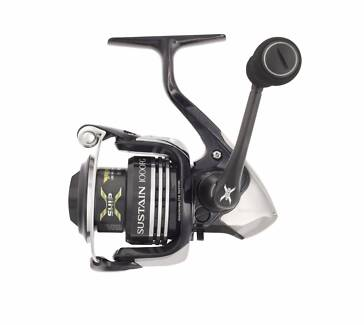 SHIMANO SUSTAIN FG SERIES 3000,  from $22