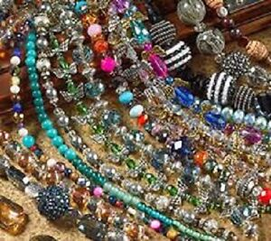 I have TONS of BEADS FOR SALE!