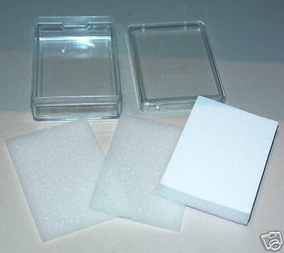 Displaybox Box Display Plastik für Meteorite Mineralien Fossilien Ausstellung
