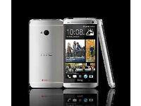 "new HTC one M7 unlock beats audio Android LTE 32GB 4.7"" screen Unlocked"