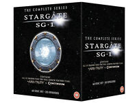 Stargate SG1: Seasons 1-10/The Ark of Truth/Continuum