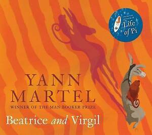Beatrice and Virgil by Yann Martel (CD-Audio, 2010)