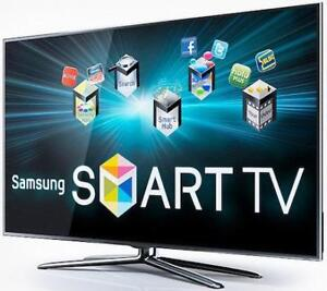 SAMSUNG 40INCH 49INCH 55INCH 60INCH 65INCH SMART LED TV --------- NO TAX SALE THIS BLACK FRIDAY