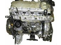 2002-2005 NISSAN NAVARA 2.5 TD RECONDITIONED ENGINE ZERO MILEAGE