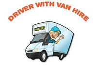 Man and a Van available to hire by the hour in Bath area