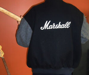 Marshall Amplification Baseball/Roadie Jacket XL