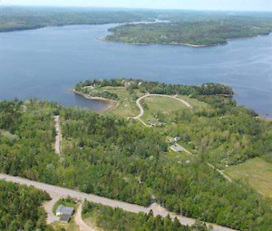 Large Building Lots, Periwinkle Point, Bayside,  New 3