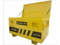 JEFFERSON SITE SAFE 700 SITE TRUCK BOX WITH GAS STRUTS 1220X610X700MM