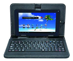 "Proscan 9"" Adroid Tablet w/keyboard case"
