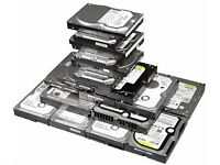 1TB - 30GBP, 2TB - 40GBP, 3.5'' SATA Hard drive 7200 for Desktop only, backup your data now