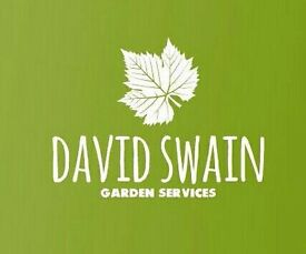 David Swain Garden Services is here to help with anything from grass cutting to garden clearance.