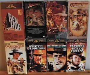 Lot de films vhs ( v.o.a )