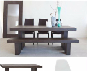 Kitchen Table with 4 chairs and bench seat