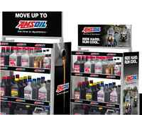 AMSOIL QUICK LUBE  &  RETAIL
