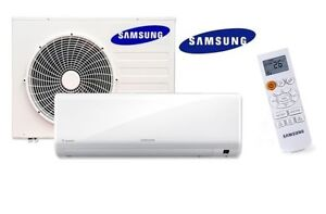 Samsung Split system, Inverter Tech,R/C,2.5 KW. F-AR09KSFTAWQ1. 5 years warranty