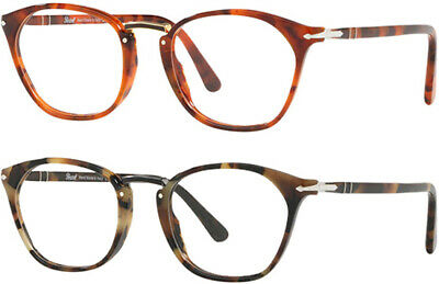 Persol Optical Typewriter Series Men's Handmade Eyeglass Frames PO3209V (Persol Frames Men)