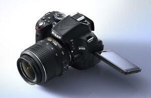 NIKON D5100 D-SLR