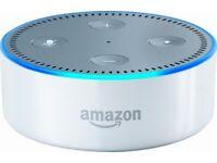 Amazon echo dot (white) - Brand new, unopened