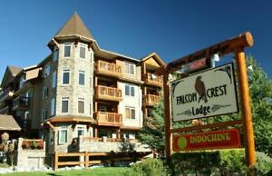 Canmore Falcon Crest Lodge - Sept 8-15
