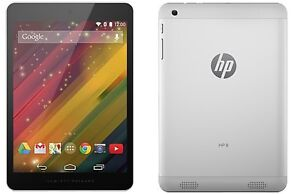 HP 8 Tablet New.