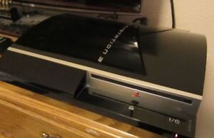 PS3, 2 Contollers and 5 Games!