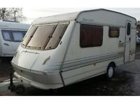 4BERTH ELDDIS WITH SIDE BUNKBEDS AND MORE IN STOCK AND WE CAN DELIVER
