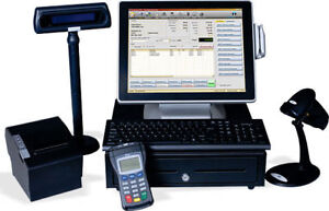 RESTAURANT, RETAIL POS SYSTEM + FREE WEBSITE