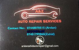 Motor car mechanic