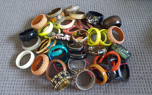 Bulk lot of bangles - 48 bangles in total Calamvale Brisbane South West Preview