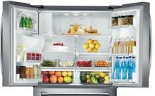 Samsung SRF680CDLS 680L French Door Fridge Redfern Inner Sydney Preview