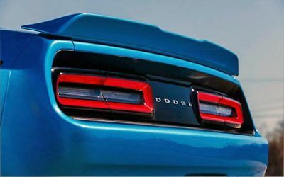 DODGE CHALLENGER HELLCAT style SPOILER PAINTED Lifetime Warranty ALL COLORS