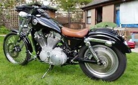 Harley-Davidson, SPORTSTER, 2004, 883 (cc)