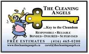 THE CLEANING ANGELS: House/Condo Cleaning Service Since 1998