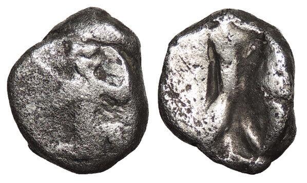 Achaemenid Kings Time of Darios I to Xerxes II AR Siglos c. 485-420 B.C. Fine