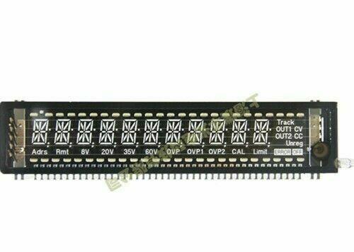 VFD Display for HP Agilent Keysight E3648A LCD Display Screen