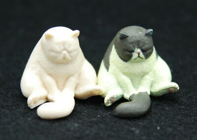 Mini cat #1, Silicone Mold Chocolate Polymer Clay Jewelry Soap Melting Wax Resin