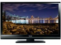 """Toshiba 32"""" Widescreen HD LCD TV With Remote & Built-In Freeview"""