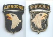 WW II Paratrooper Patches
